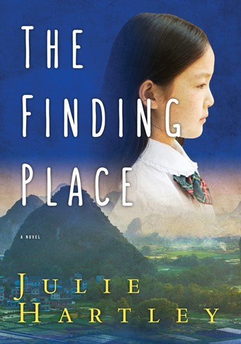 The Finding Place – Front Cover!