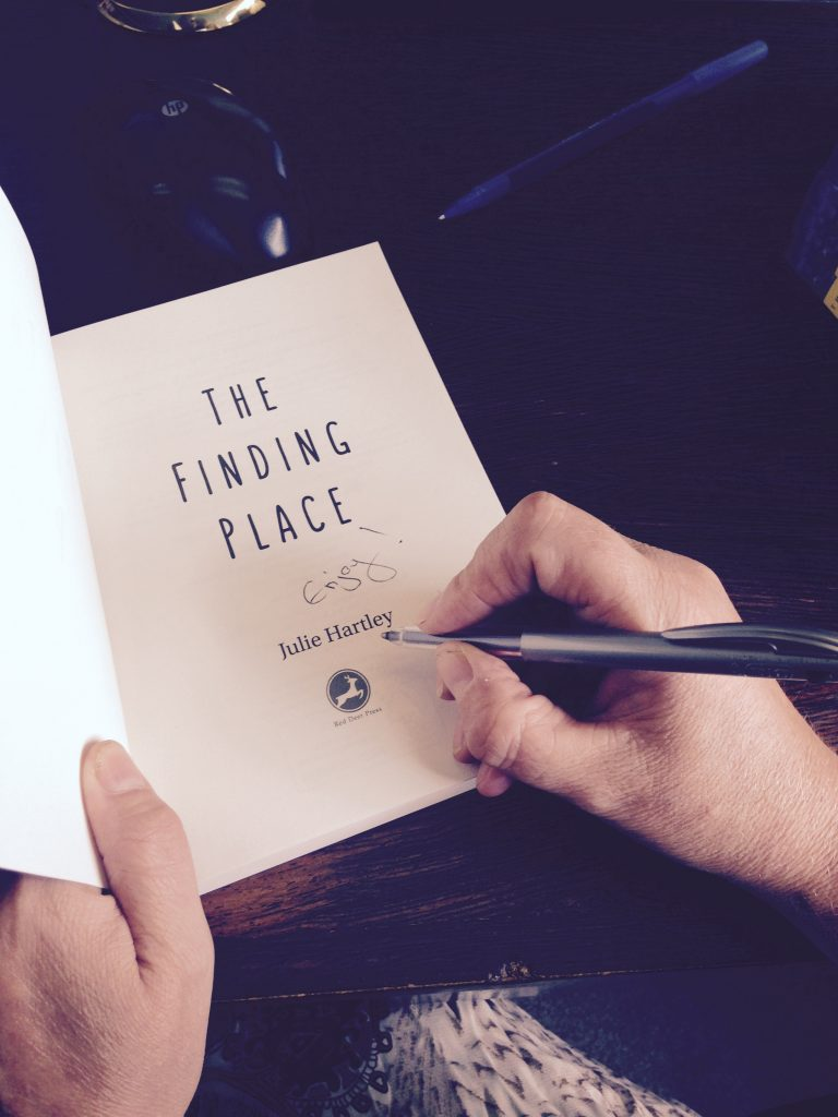 The Finding Place: Book Launch Announced!