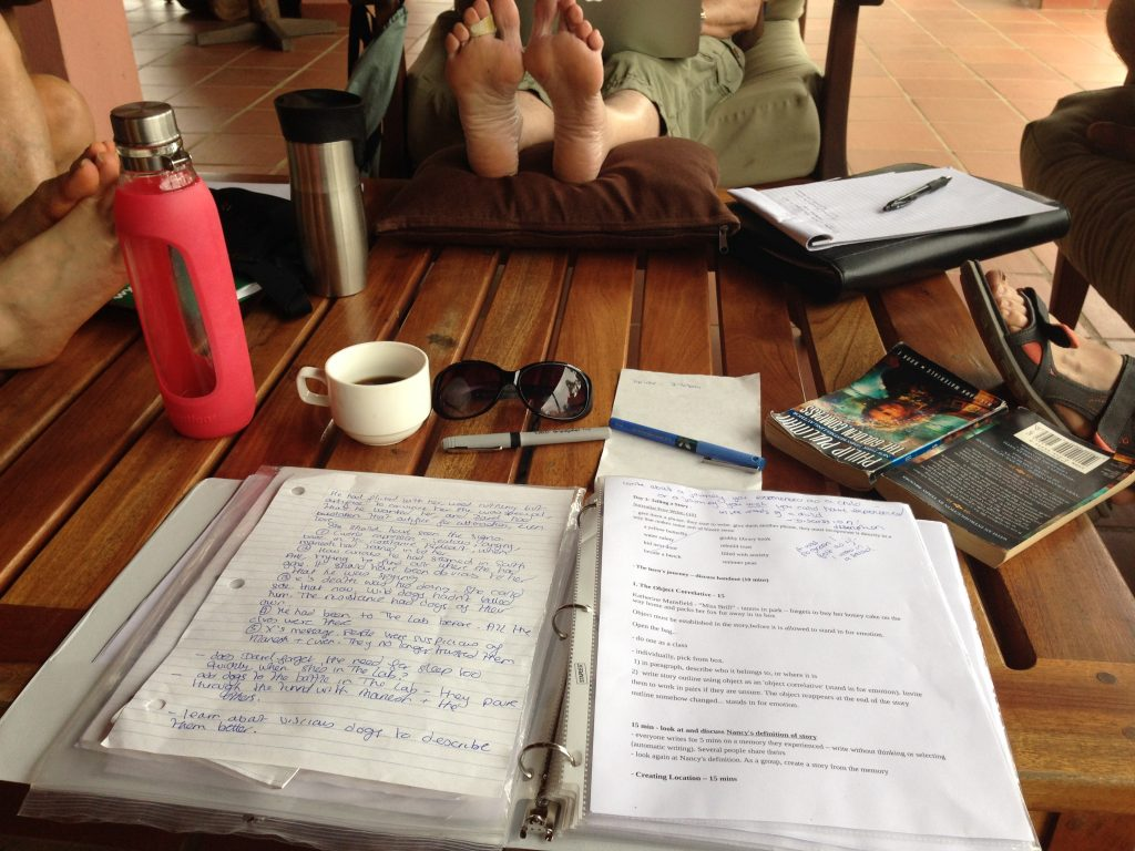 A Participant Perspective: Our Writing Retreat